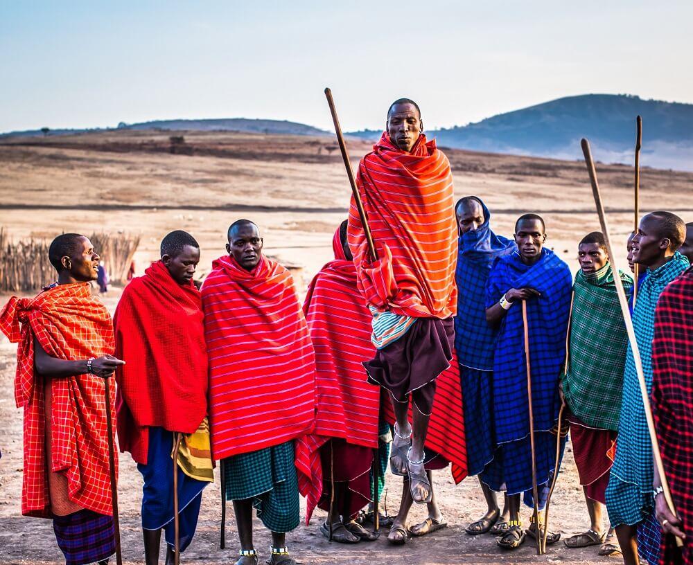osobowość Afrykańczyków
