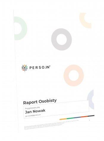 raport osobisty